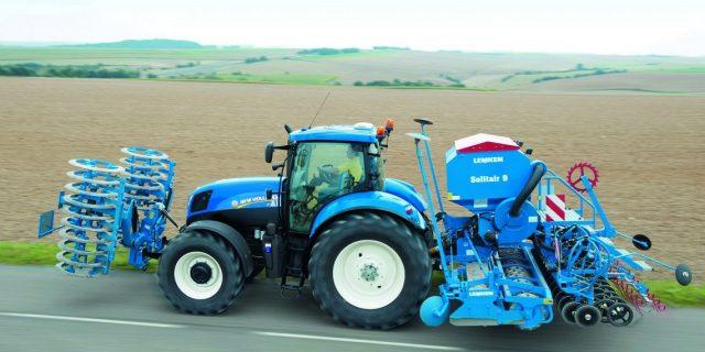 Macchine agricole e il codice della strada